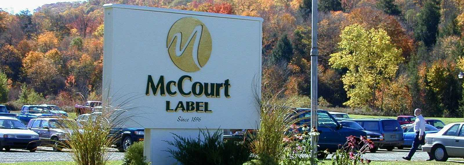 contact mccourt label company site